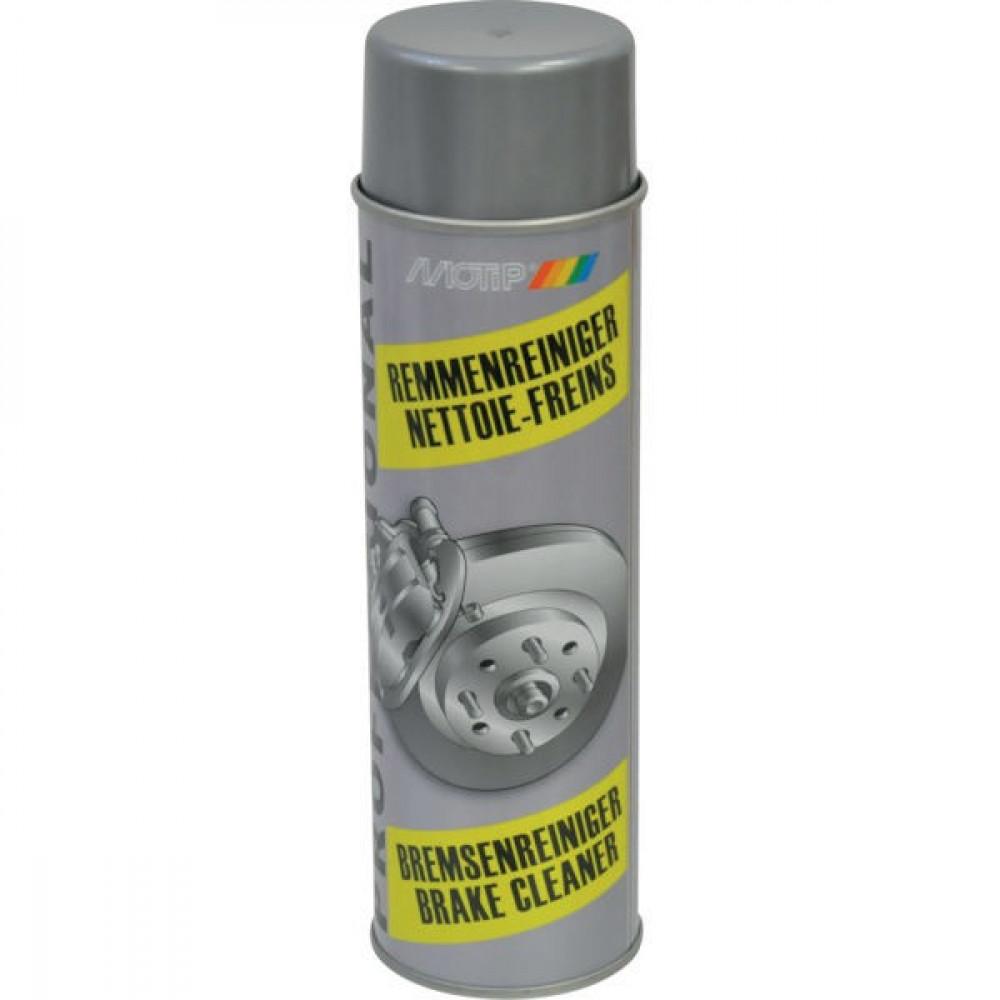 Motip Remmenreiniger 500ml - 000563 | Hoog oplossend vermogen | Goede reiniging | 500 ml