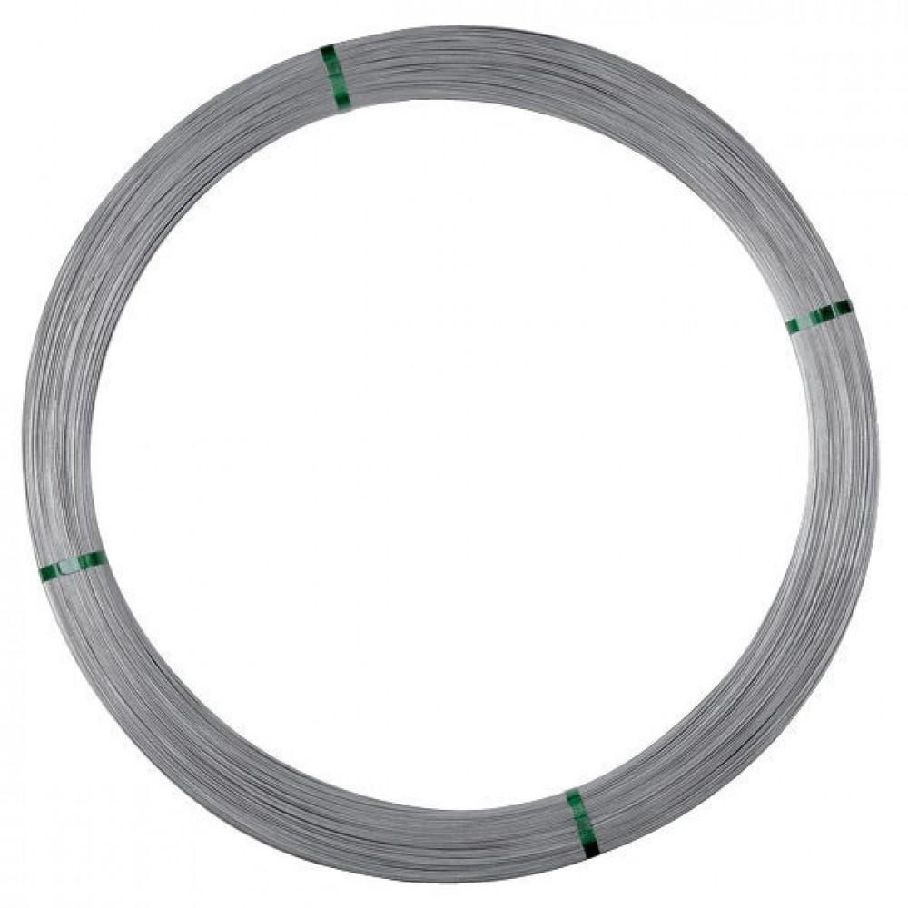 Gallagher Gealuminiseerd draad 1,6mm/25kg ca1580m - 004188GAL | Roest niet | 1.580 m | 1.6 mm | 220 N/mm² N/mm² | Zink-Aluminium | Zilver | 1580 m