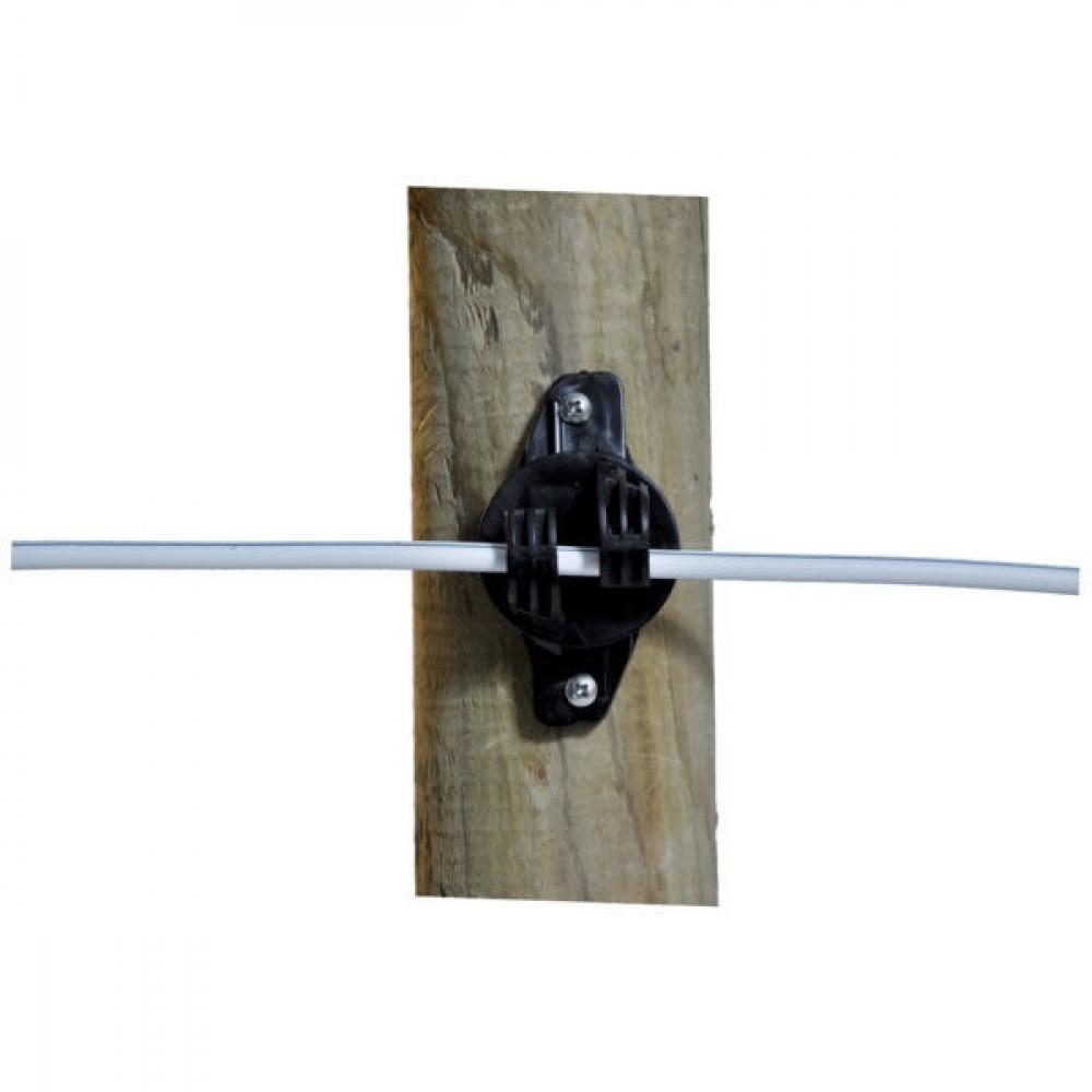 Gallagher W-isolator zwart (25) - 006734GAL