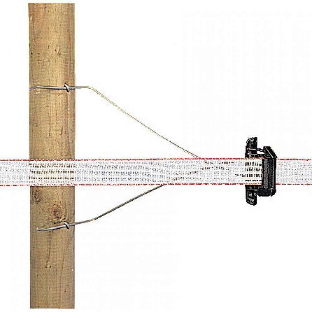 Gallagher TurboLine tussenisolator (20) - 011087GAL   Lange levensduur lint   Voor lint van 40 mm