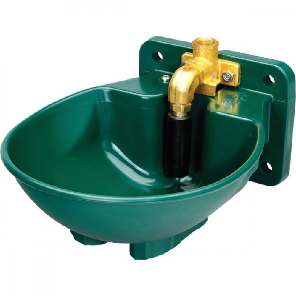 Lister Drinkbak SB 22 - 011096705 | Voor runderen en paarden | 280 cm | 220 cm | 1/2 Inch | 11 l/min ltr/min