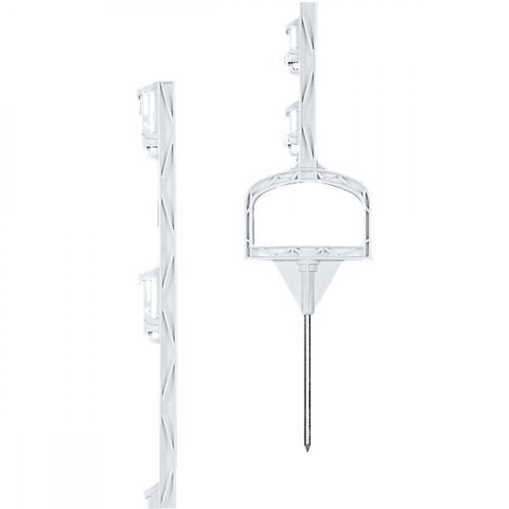 Stijgbeugelpaal 1,55 m Gallagher (5) - 019328GAL | 155 cm | 135 cm | 20 cm
