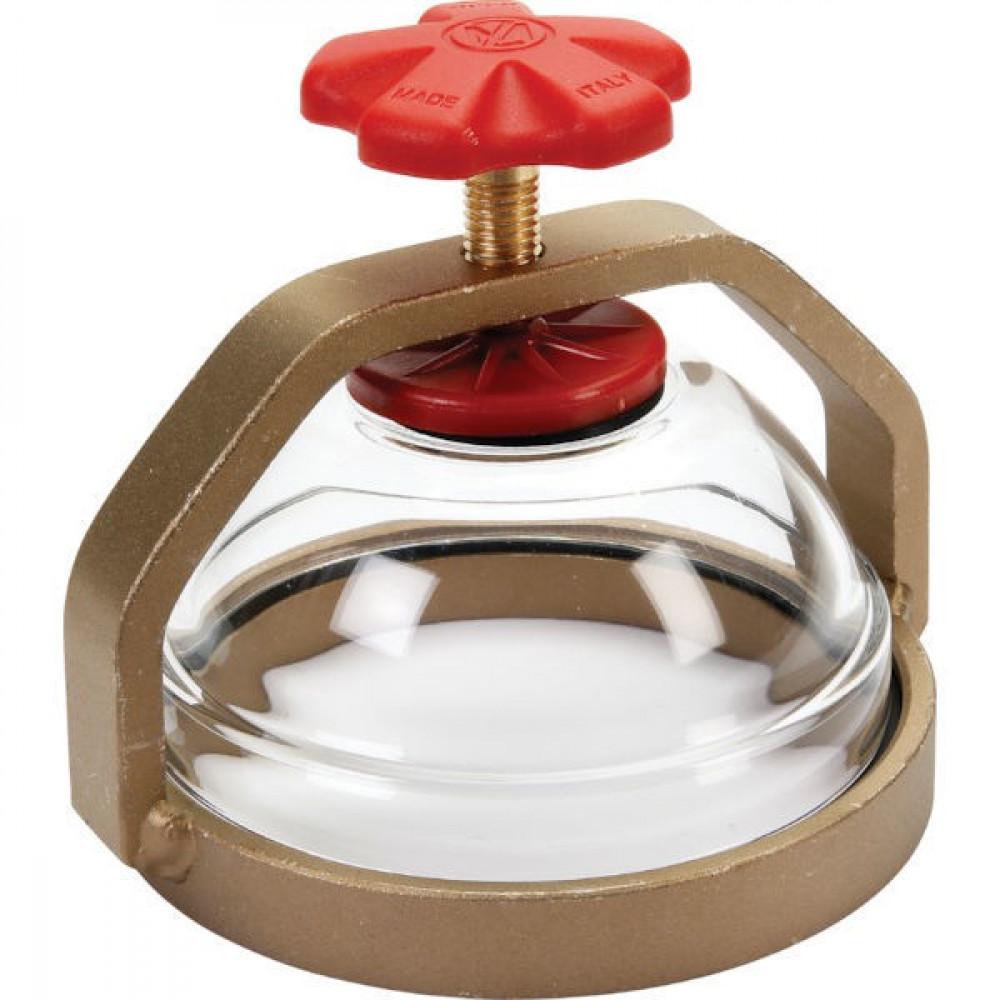 "MZ Peilglas compleet 4"" - 0400040 | 4 Inch | 108 mm | 111 mm | 123,7 mm | 133 mm | M12 mm | 126 mm | 1.140 g"