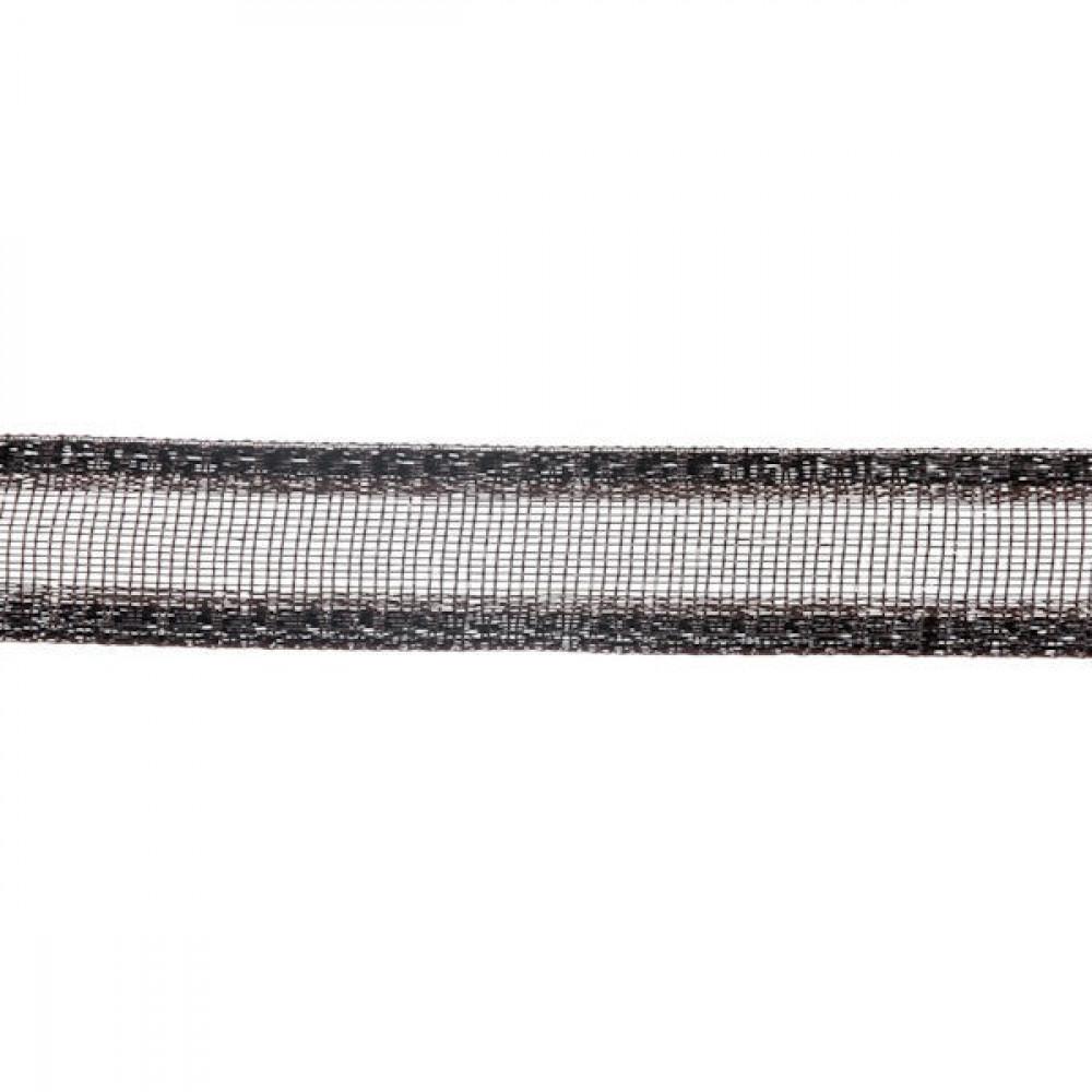 Gallagher Lint Powerl. 40mm 200m terra - 060696GAL | Goed zichtbaar | 450 kg | 0,31 Ohm Ohm/m | 59 x 0.5 | 1 mm | 0.2 mm