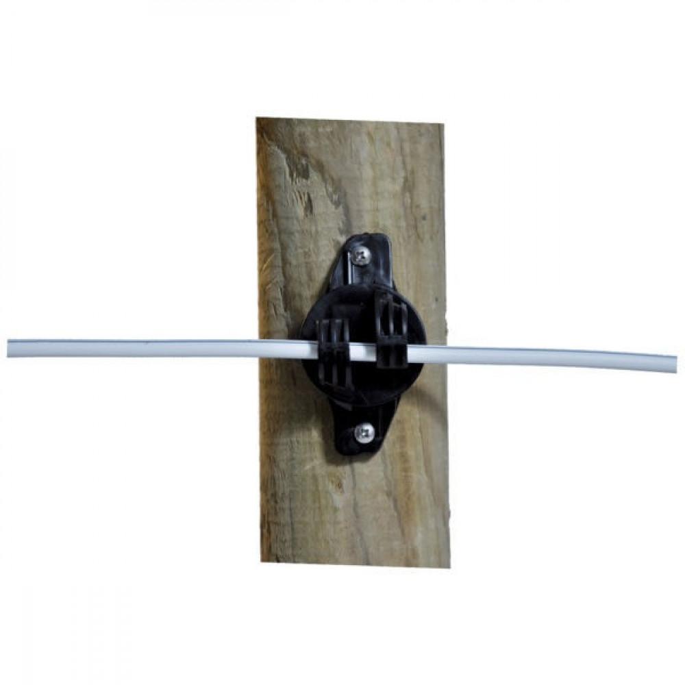 Gallagher W-isolator zwart, Super (25) - 067605GAL
