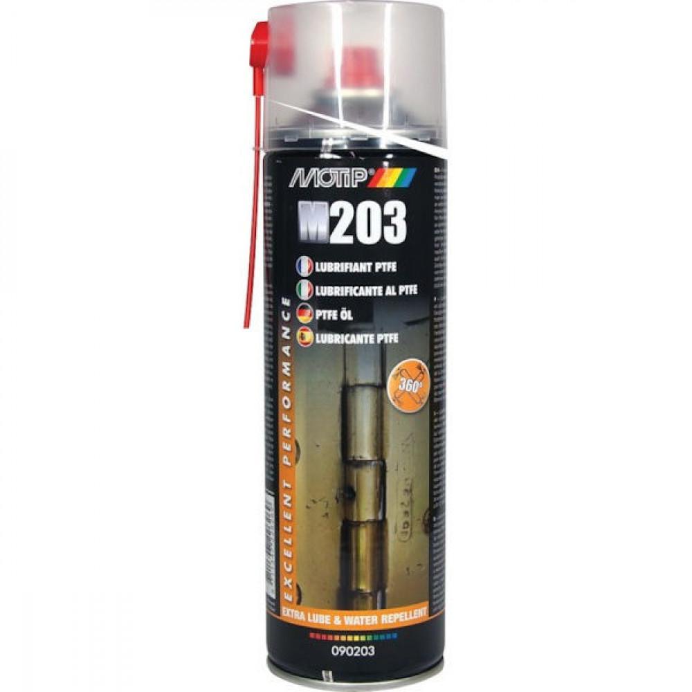 Motip PTFE-spray 500ml - 090203MOT | 500 ml