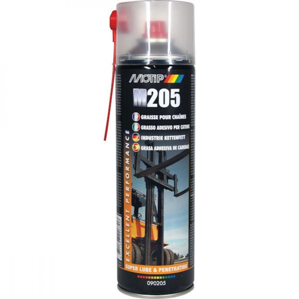 Motip Kettingspray 500ml - 090205MOT | 50 +200 °C °C | 500 ml