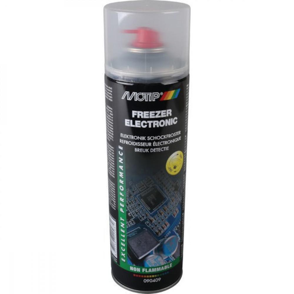 Motip Elektronica-koudespray 500ml - 090409MOT | 500 ml