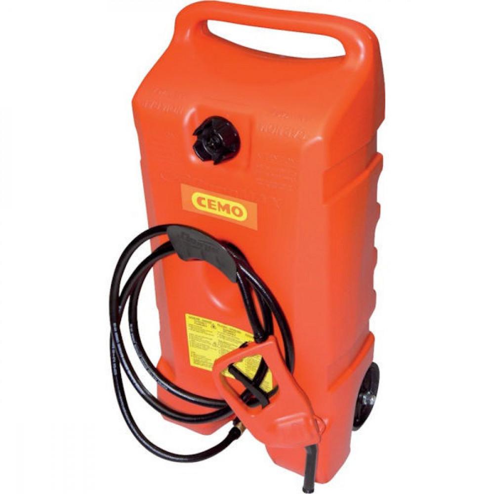 Cemo Brandstoftrolley 53 l - 10047CEMO | Benzine (brandstof) | 870 mm | 420 mm | 330 mm