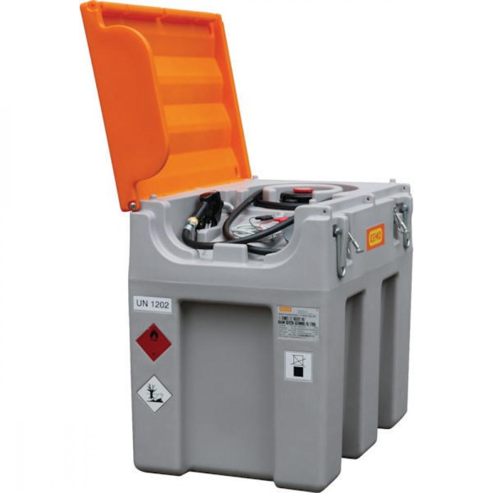 Cemo DT-Mobil Easy 600L 24 V - 10088CEMO | 55 IP | 1160 mm | 800 mm | 1070 mm