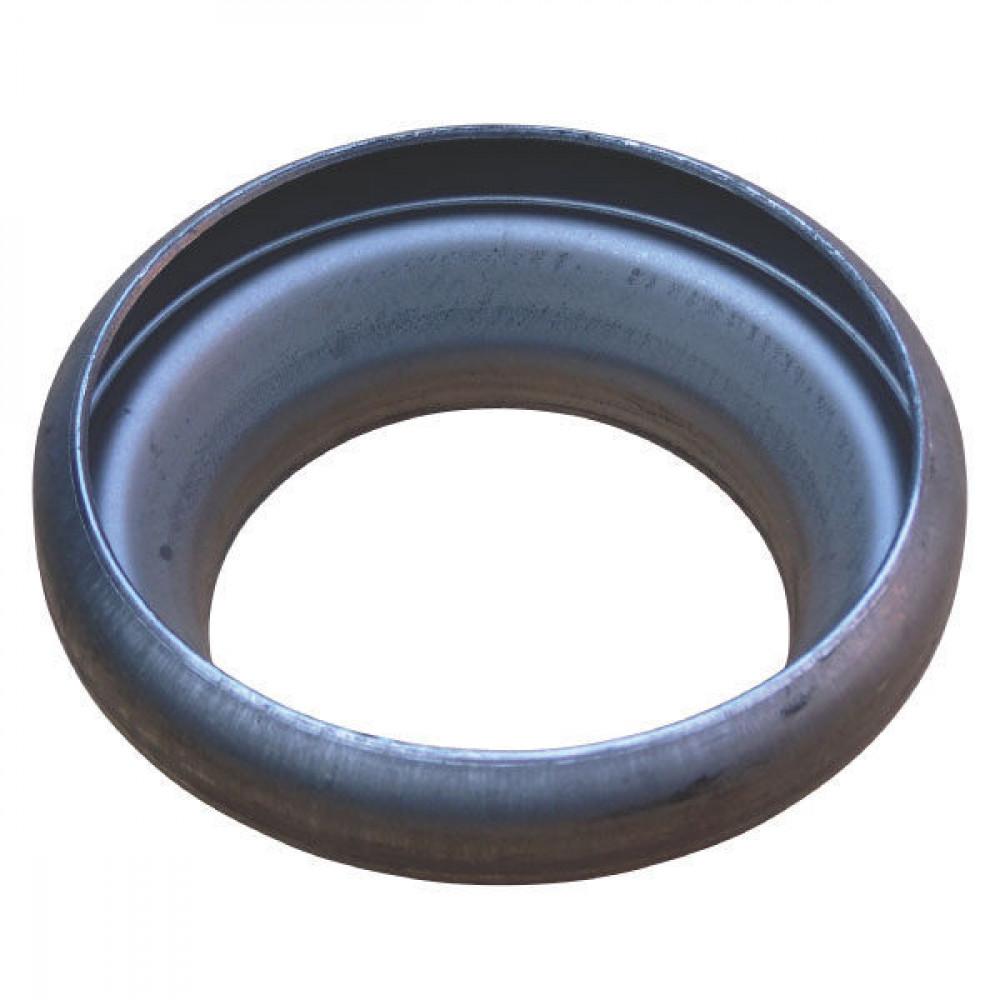 Laskopp. KKM 50mm Bauer - 1010183 | Blank stalen uitvoering | Goede laseigenschappen | Exclusief o-ring | 70,5 mm | 83 mm | 2 Inch