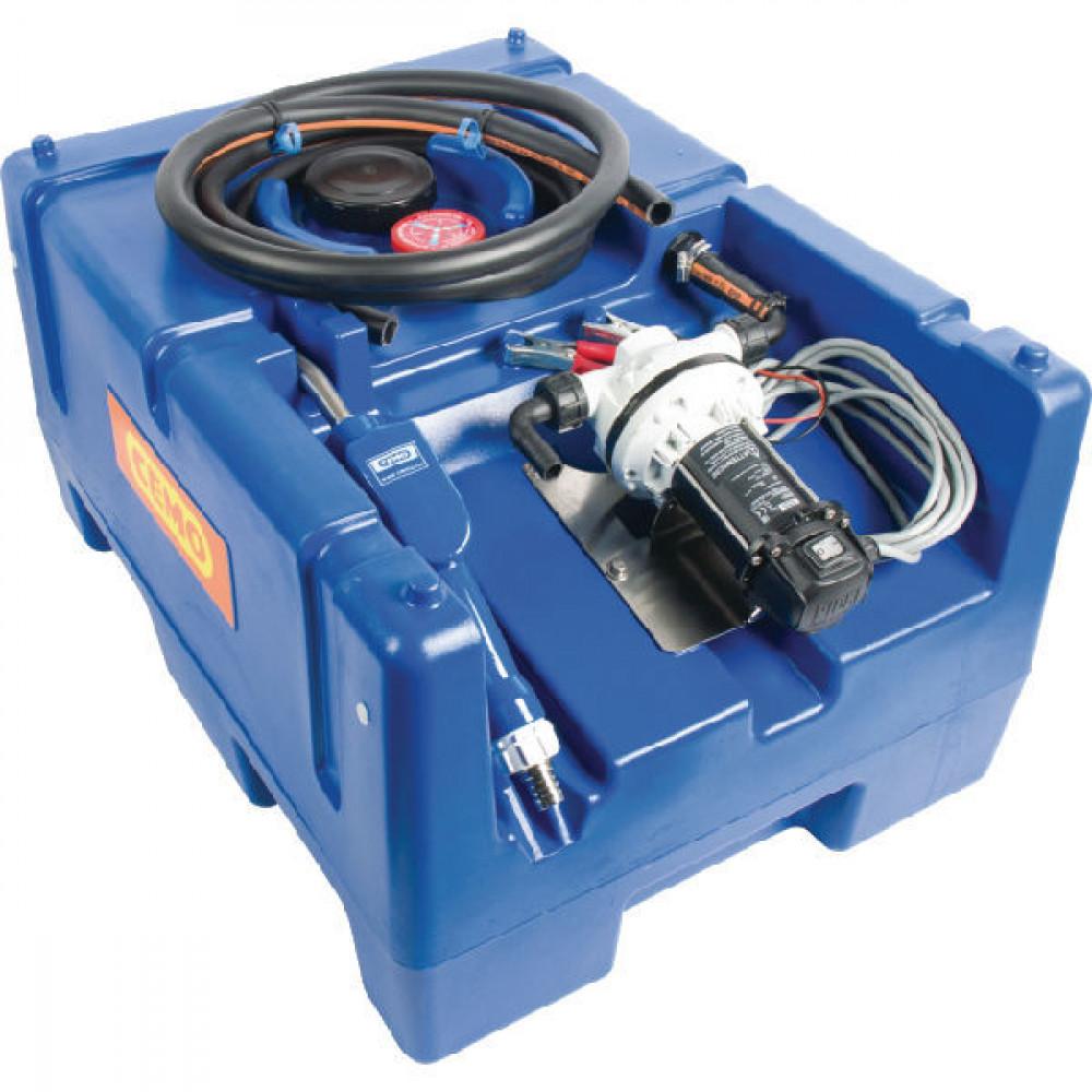 Cemo Blue-Mobil Easy 125 L 12 V - 10195CEMO | 800 mm | 600 mm | 450 mm