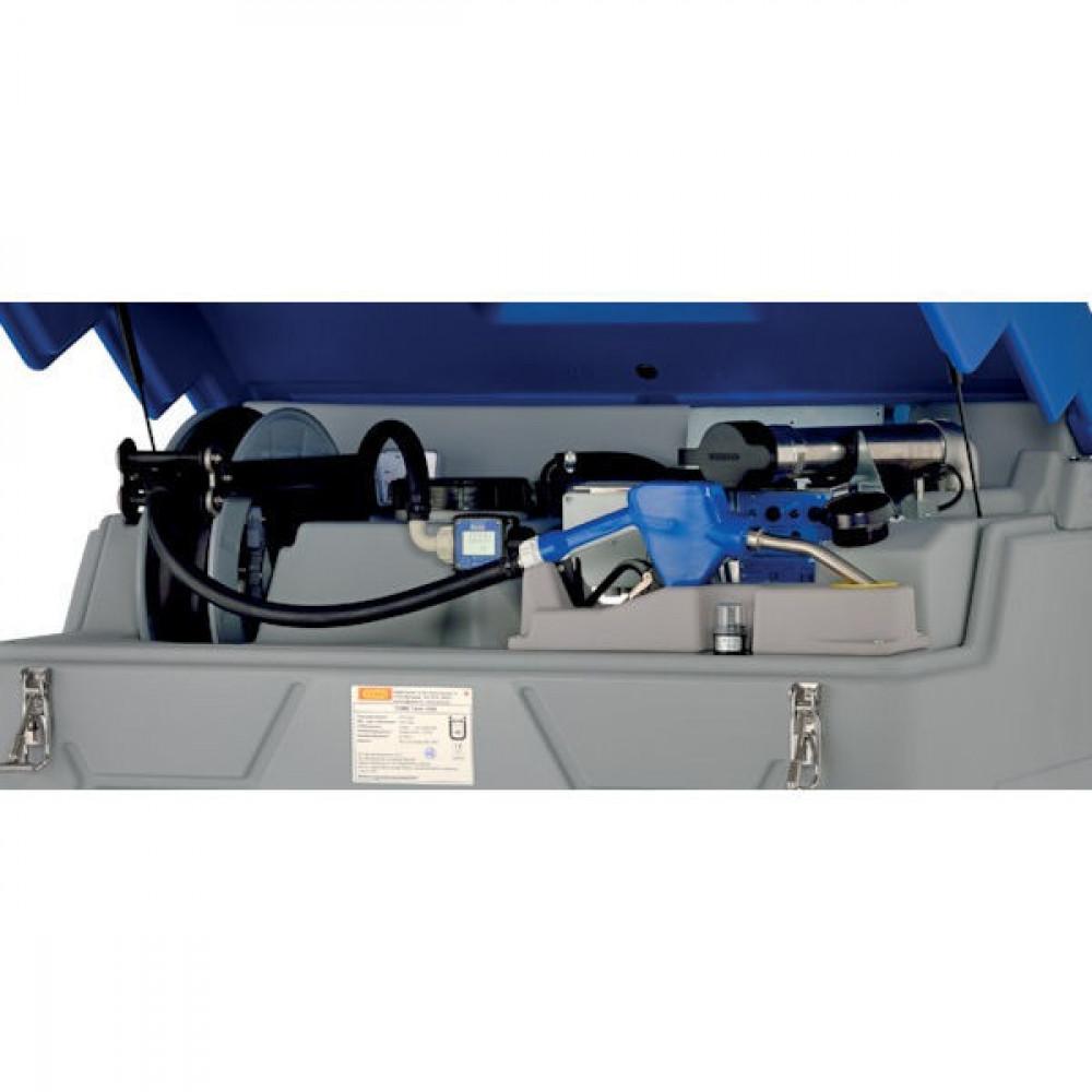 Cemo Cube-AdBlue-tank 1500 l - 10305CEMO   Voor AdBlue®   1.500 l   1200 mm   1150 mm   1800 mm   205 kg