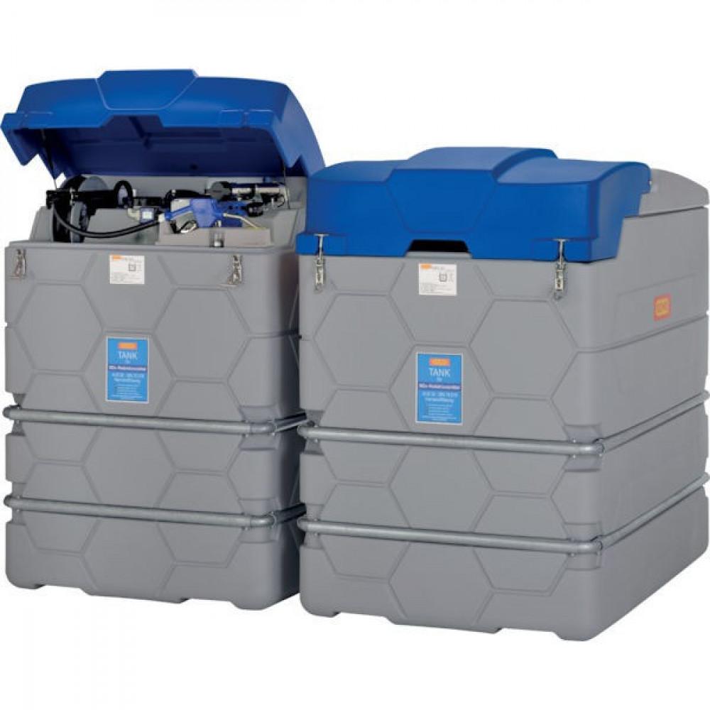 Cemo Cube-AdBlue-tankuitbreiding - 10307CEMO   Voor AdBlue®   2.500 l   1200 mm   1800 mm   1800 mm   235 kg
