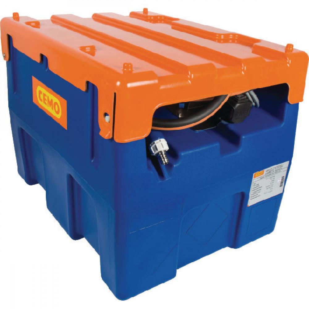 Cemo Blue-Mobil Easy 200 L 12V, flap lid - 10315CEMO | 800 mm | 590 mm