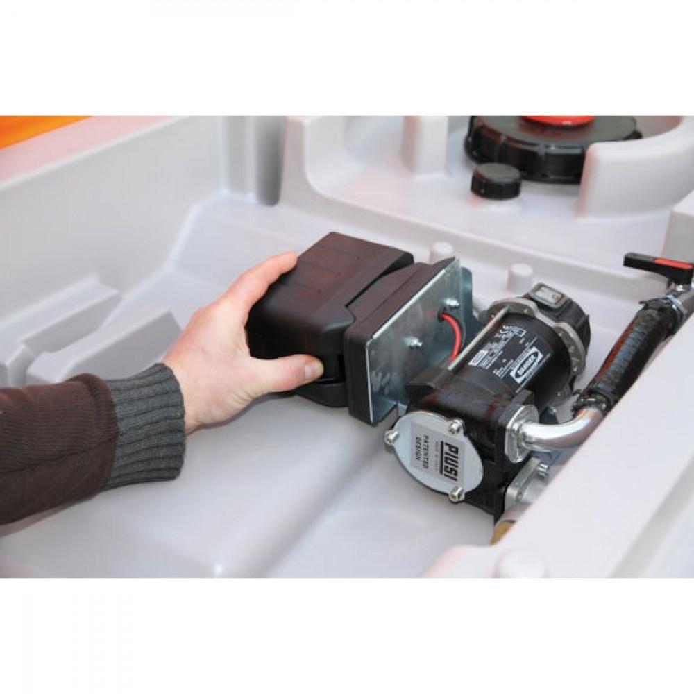 Cemo DT-Mobil Easy 430L 24 V 3,0 Ah - 10323CEMO   Met accuvoeding   25.2 V   55 IP   1160 mm   780 mm   780 mm