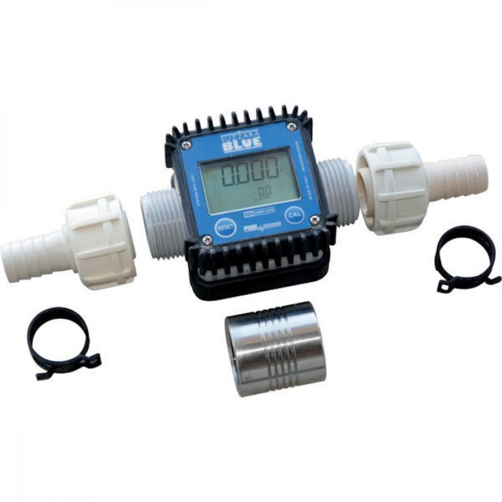 Cemo Literteller digital AdBlue K24 - 10595CEMO | Voor AdBlue® | 1 Inch | 100 l/min
