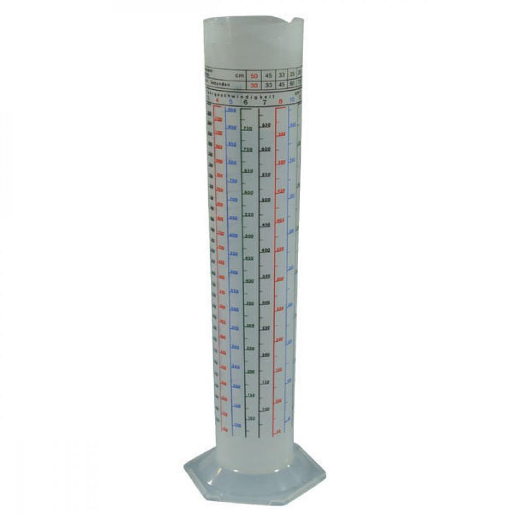 Agrotop Meetcilinder 2l. - 109014901A   2 l   483 mm   97 / 138 / 157 mm