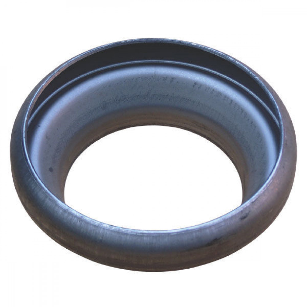 Laskopp. KKM 76mm Bauer - 1090183 | Blank stalen uitvoering | Goede laseigenschappen | Exclusief o-ring | 100,5 mm | 116,5 mm | 3 Inch
