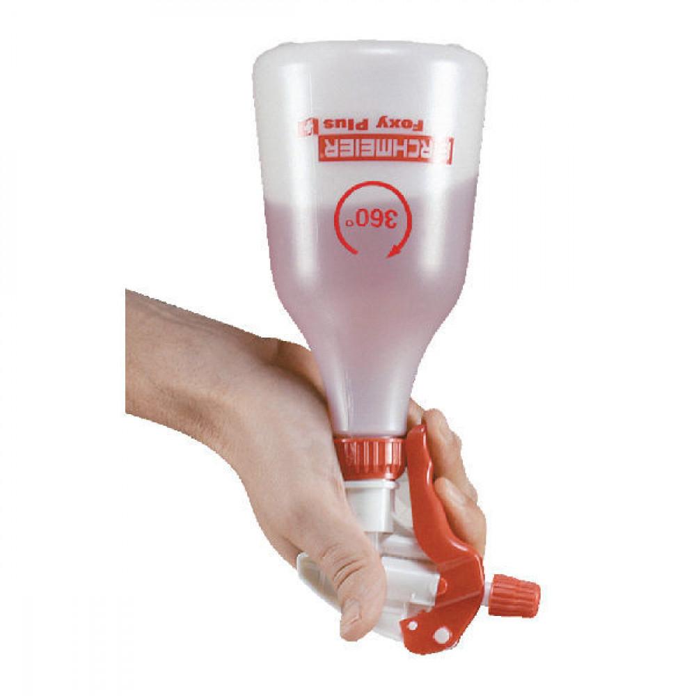 Birchmeier Handspuit FoxyPlus 0,5 L - 10937507BIR   1093.7507   0,14 kg   15 bar   250 mm   100 mm   130 mm