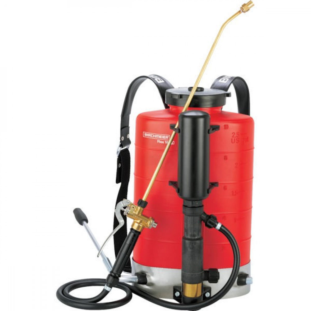 Birchmeier Rugspuit Flox 10L - 10956101BIR | 1095.6101 | Complete rugsproeier | 4,8 kg | Ja Ja/Nee | 504 mm | 255 mm | 353 mm