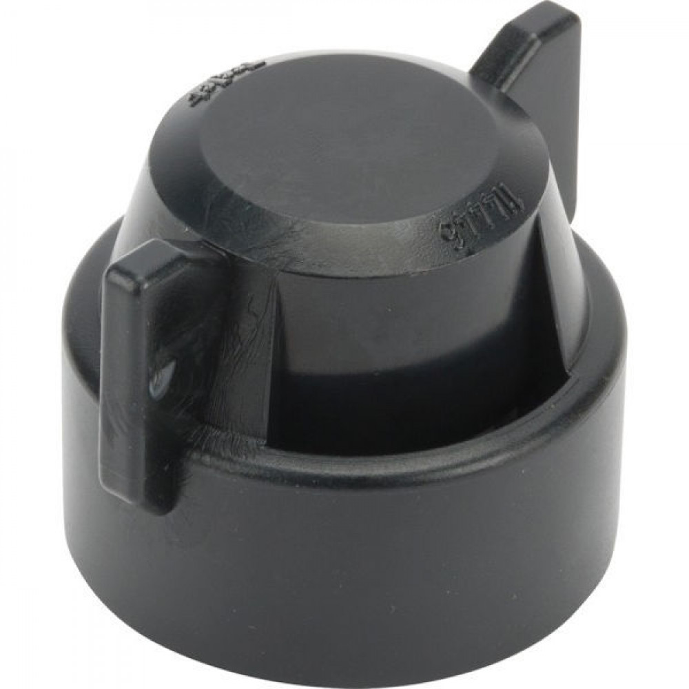 TeeJet Afdekkap sproeier, zwart - 1144471CELR