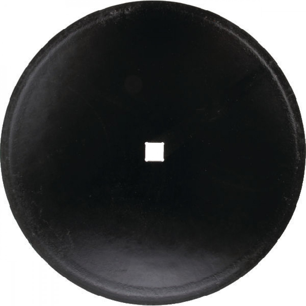 Kouterschijf Ø660mm glad Kuhn - 117108