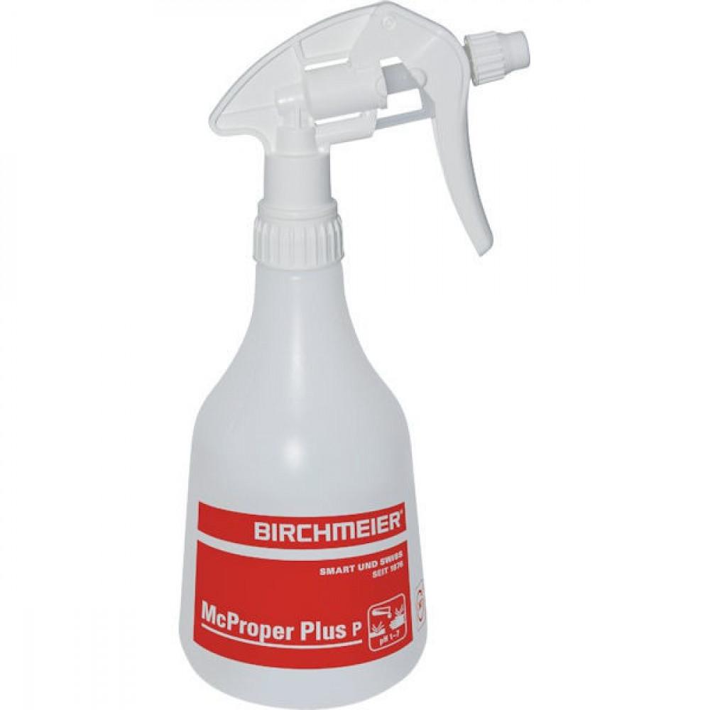 Birchmeier Mc Proper Plus met sproeikop rood - 11984001 | 11984001 | 0,14 kg | 15 bar | 100 mm | 130 mm | 250 mm