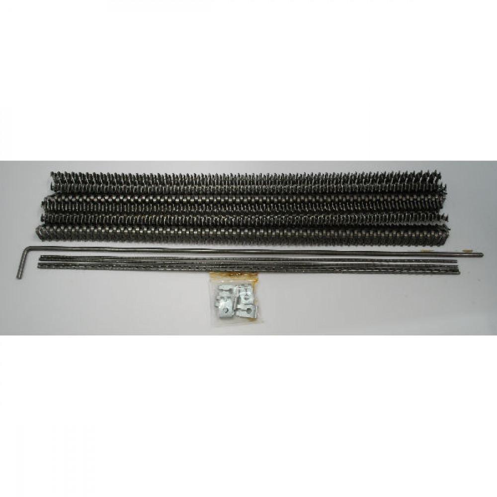 Flexco Riemverbinder set - 13718 | 450 mm | 4.8 5.6 mm | 17.5 N/mm² N/mm² | 102 mm | 450 mm