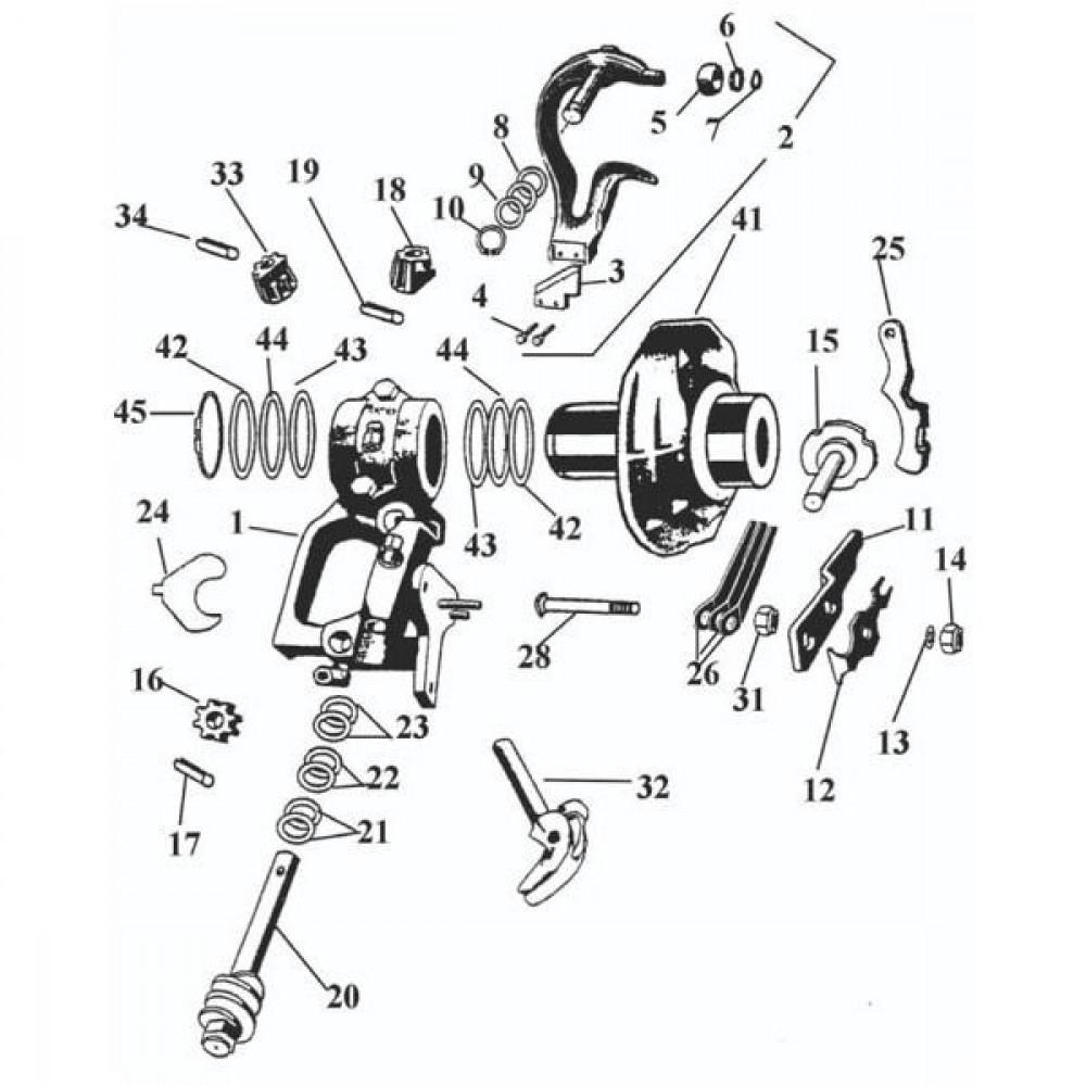 Spanstift 5x30 - 1481530 | 5 x 30 mm | DIN 1481 | 0,28 kg/100