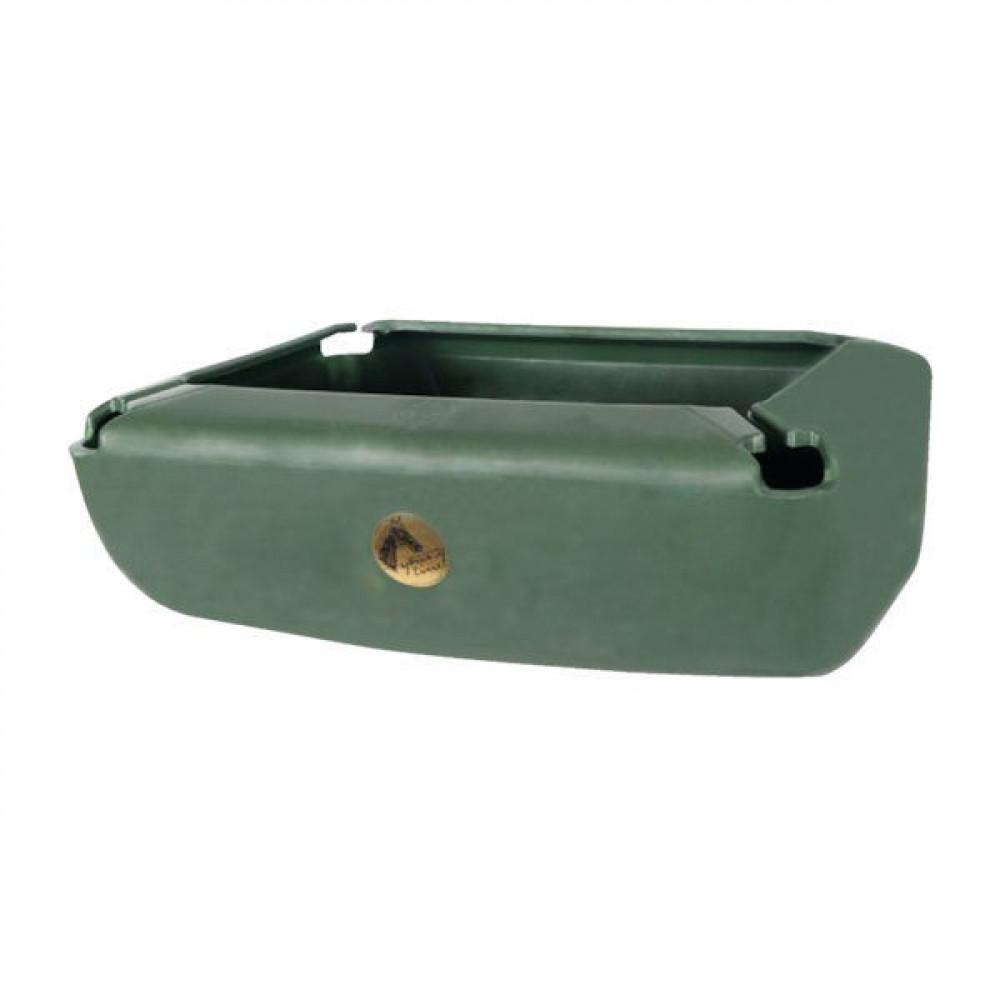 OK Plast Voerbak met anti-morsrand 17 l - 1620100140