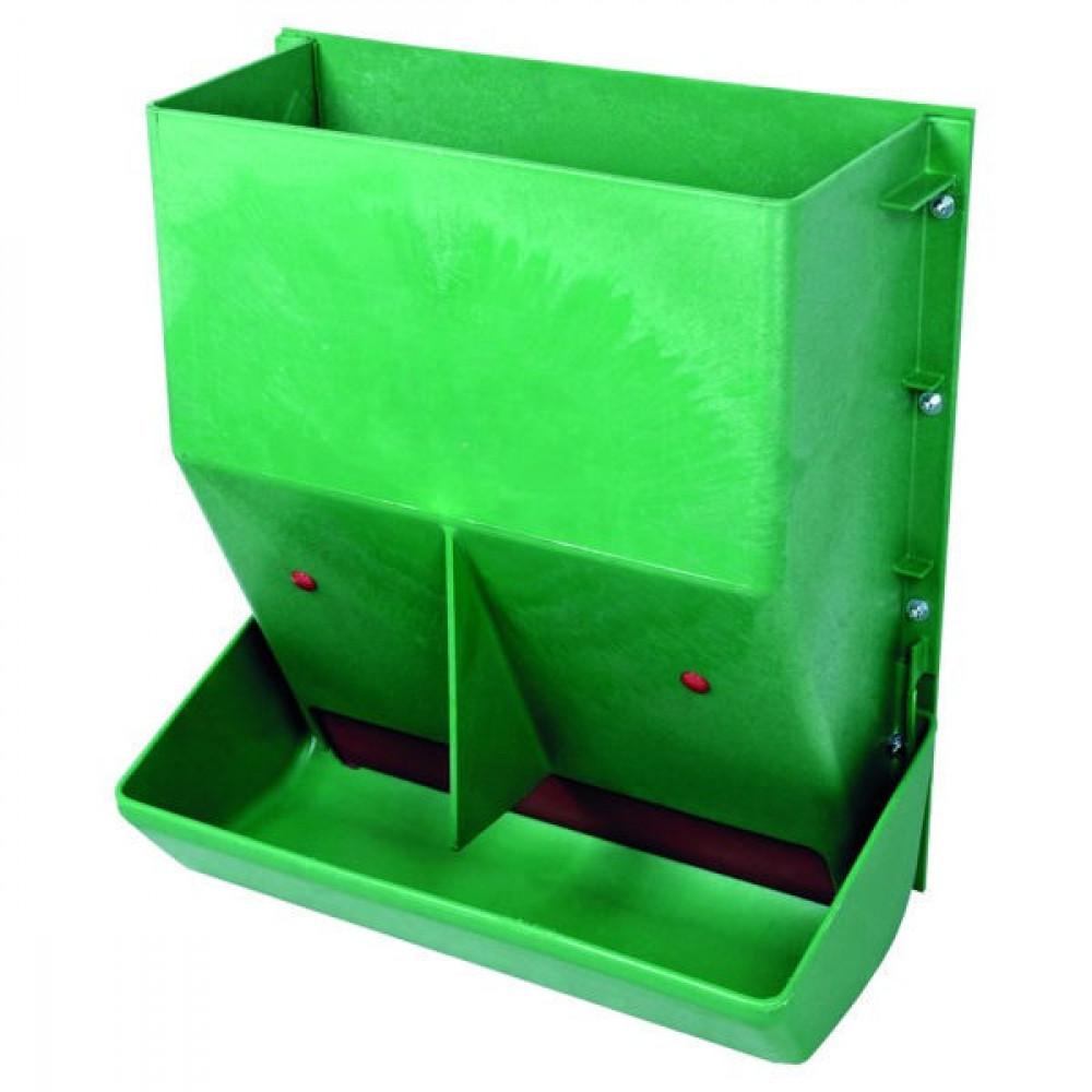 OK Plast Voerbak m voorraadbak - 1620100491 | 820 mm | 770 mm