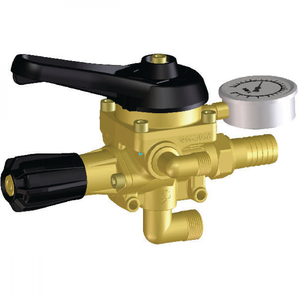 Braglia Bedieningseenheid M170 - 17020623 | 50 bar | 180 mm | 285 mm