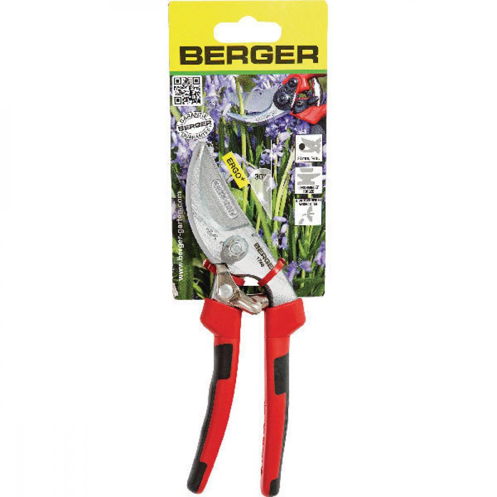Berger Snoeischaar 30° schuine snijkop - 1746BER | 195 mm