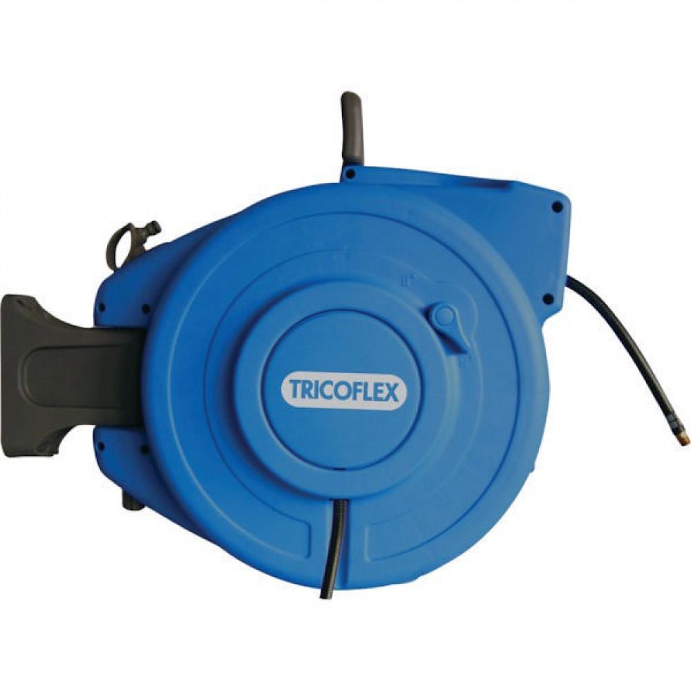 Tricoflex Wandslanghaspel 20m Ø9,5mm - 24910000TRI | 484 mm | 268 mm | 428 mm | 9,5 mm | 14,5 mm | 2,5 mm | 10 bar