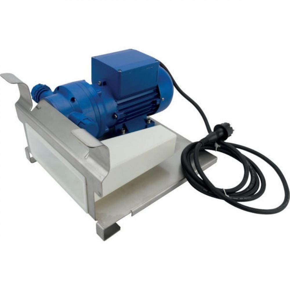Pressol AdBlue-pomp 35l/min 230V automatisch tankpistool - 25227001 | Gemonteerd op grondplaat