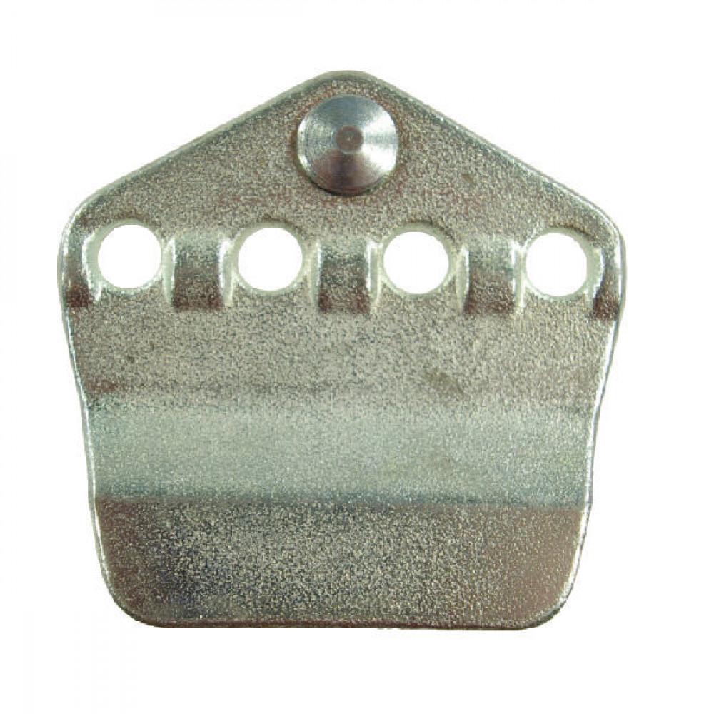 Meshouder cpl. ESM - 2670840 | -Verhoogd type | 7,5 mm