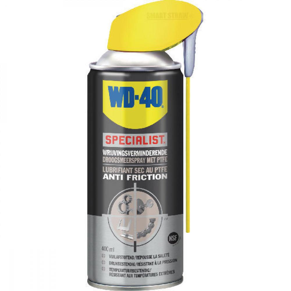 WD40 PTFE Droogsmeerspray Specialist 400ml - 31394WD40BNL | 400 ml