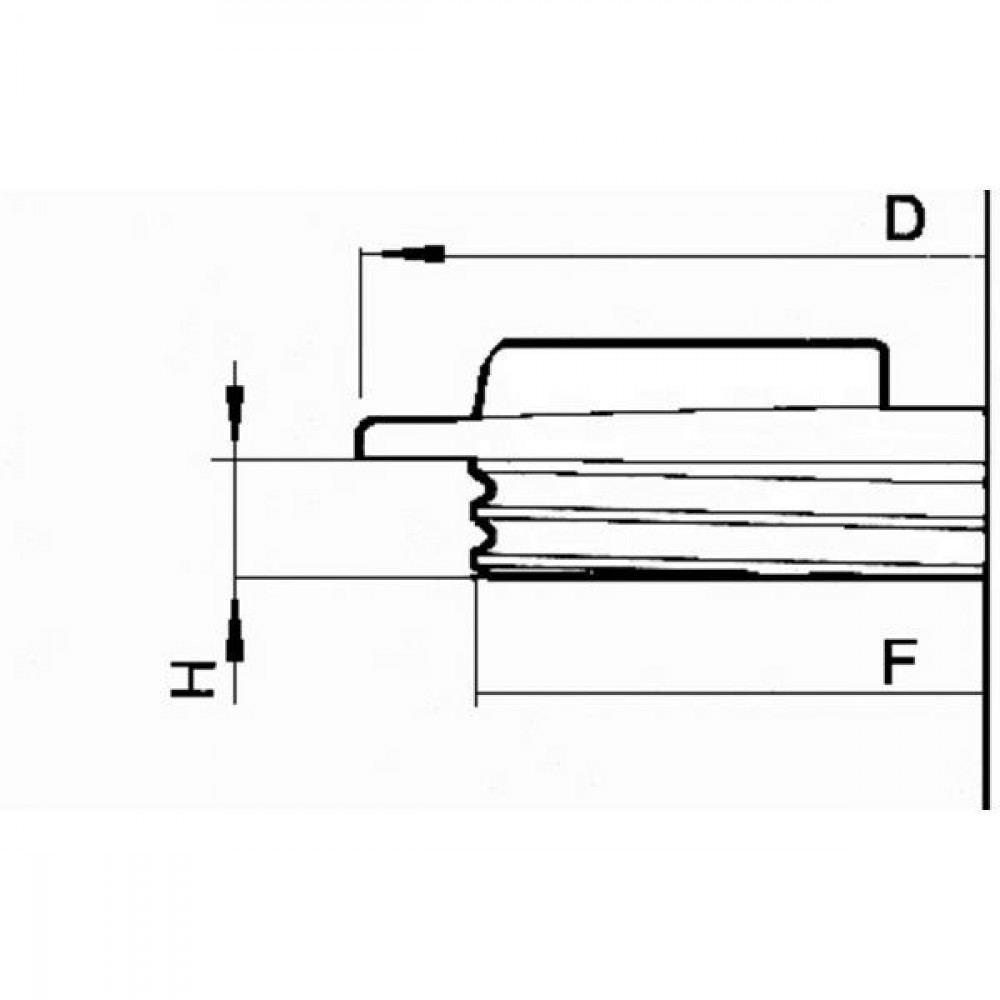 Arag Schr. deksel 140mm Smooth-line - 3522000 | 140 mm | 110 mm | 33 mm