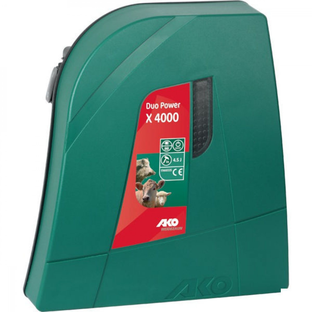 AKO Duo-Power X4000 - 372874 | 9600 V | 7200 V | 4,5 Joule