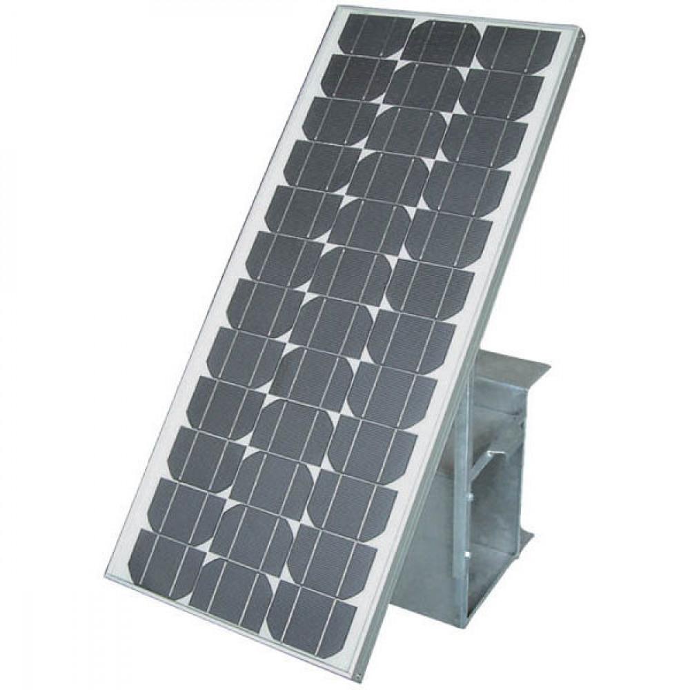 Solarmoduul 41W AKO-AN5000 - 375401 | 10 jaar prestatiegarantie | 45 W W | 375 x 1110 mm | AN 3100, AN 5500