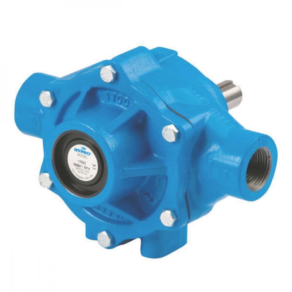 "Hypro Pomp 95 l/min, 540 omw/min - 3917000 | 13.6 bar | 15/16"" (23.8 mm) | 1"" Inch | 1"" Inch | 60 °C | Gietijzer | 8,6 kg"