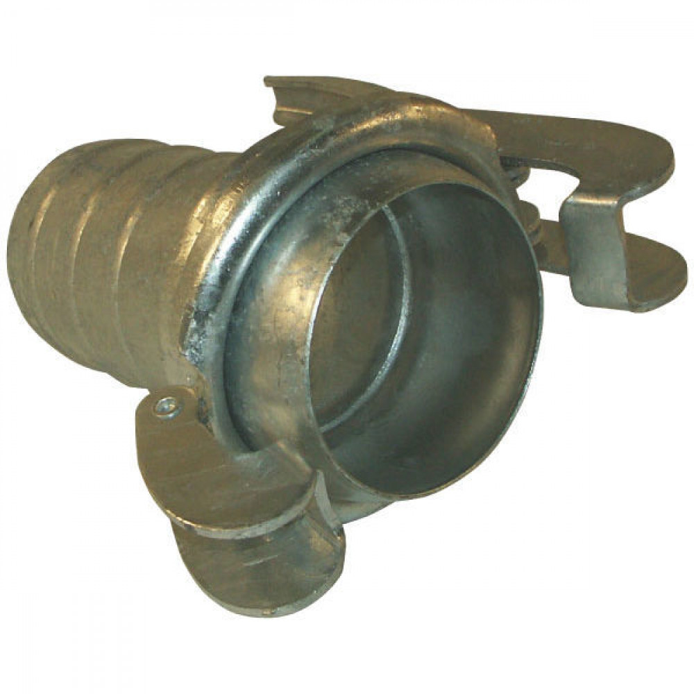 "KKV 4"" met tule 108mm Bauer - 41440108 | 4 Inch | 108 mm"
