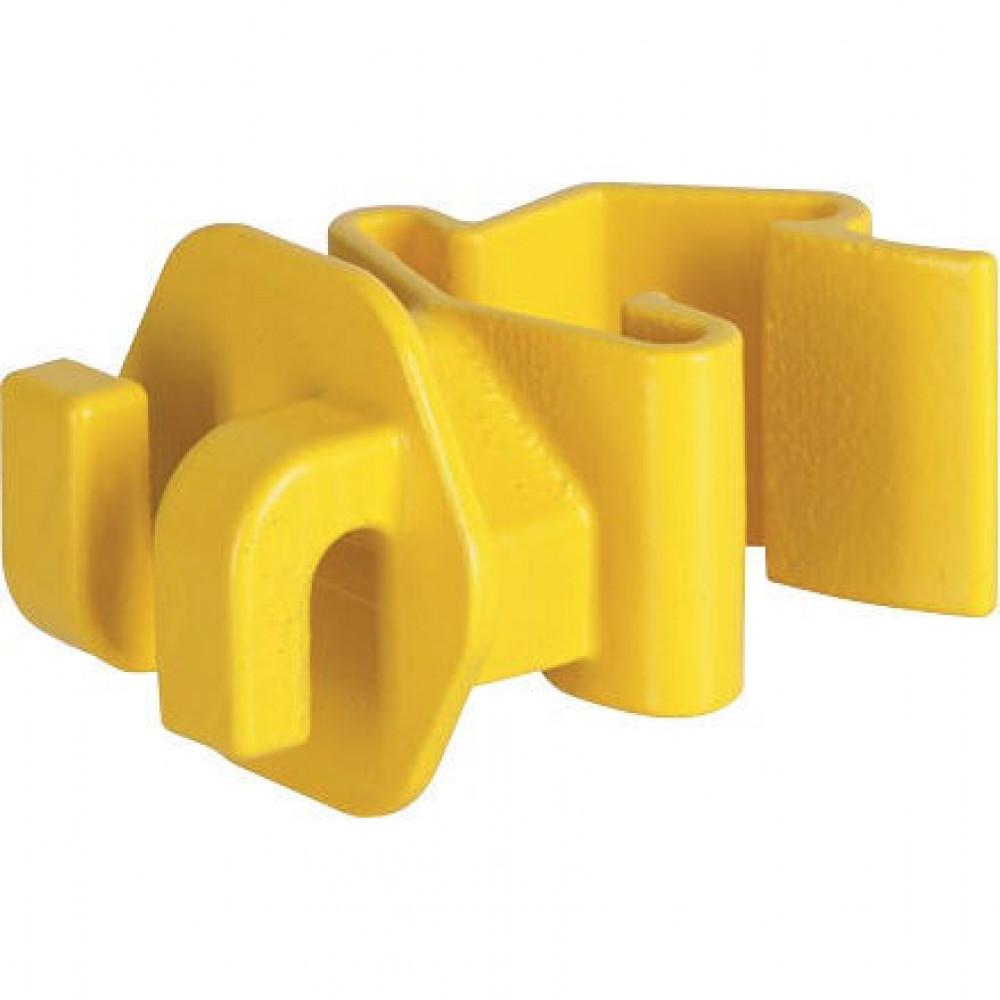 AKO T-post koordisolator geel 25s - 441190