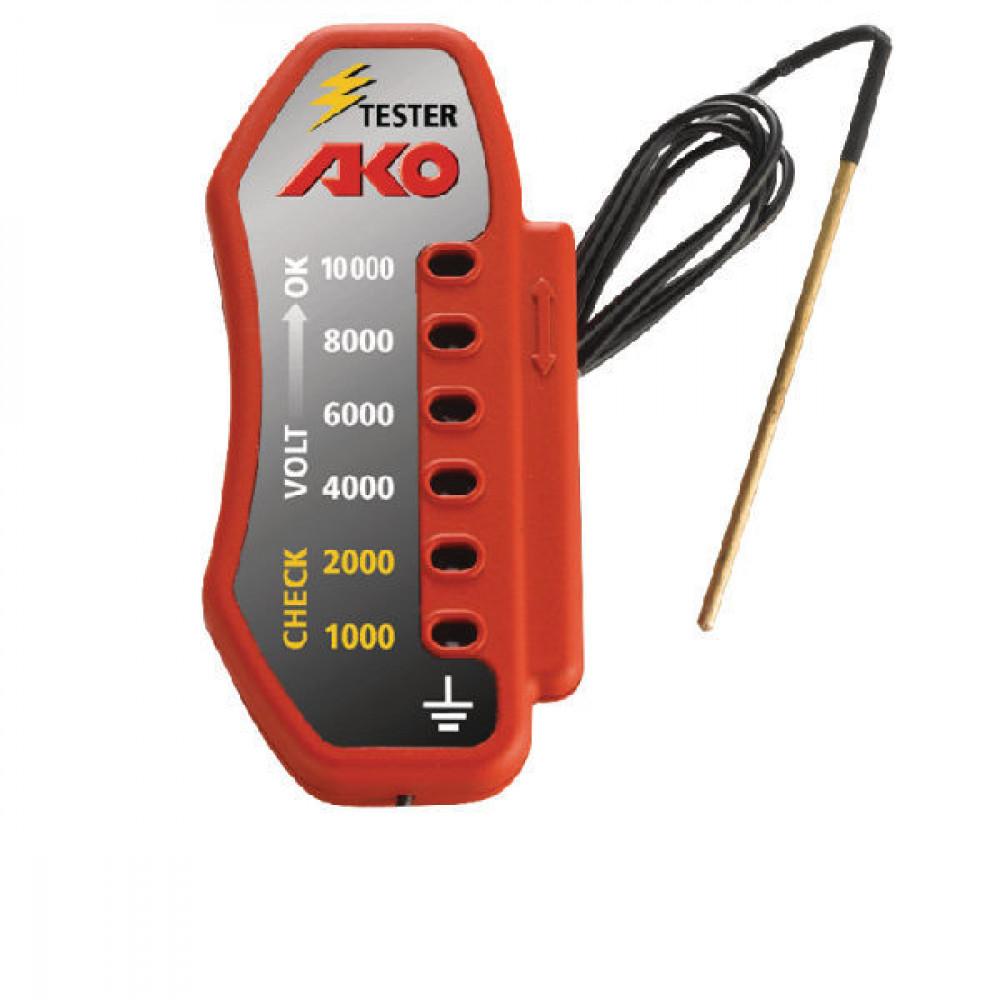 AKO Afrasteringstester 10KV - 441221 | Geen batterijen nodig | Milieuvriendelijk
