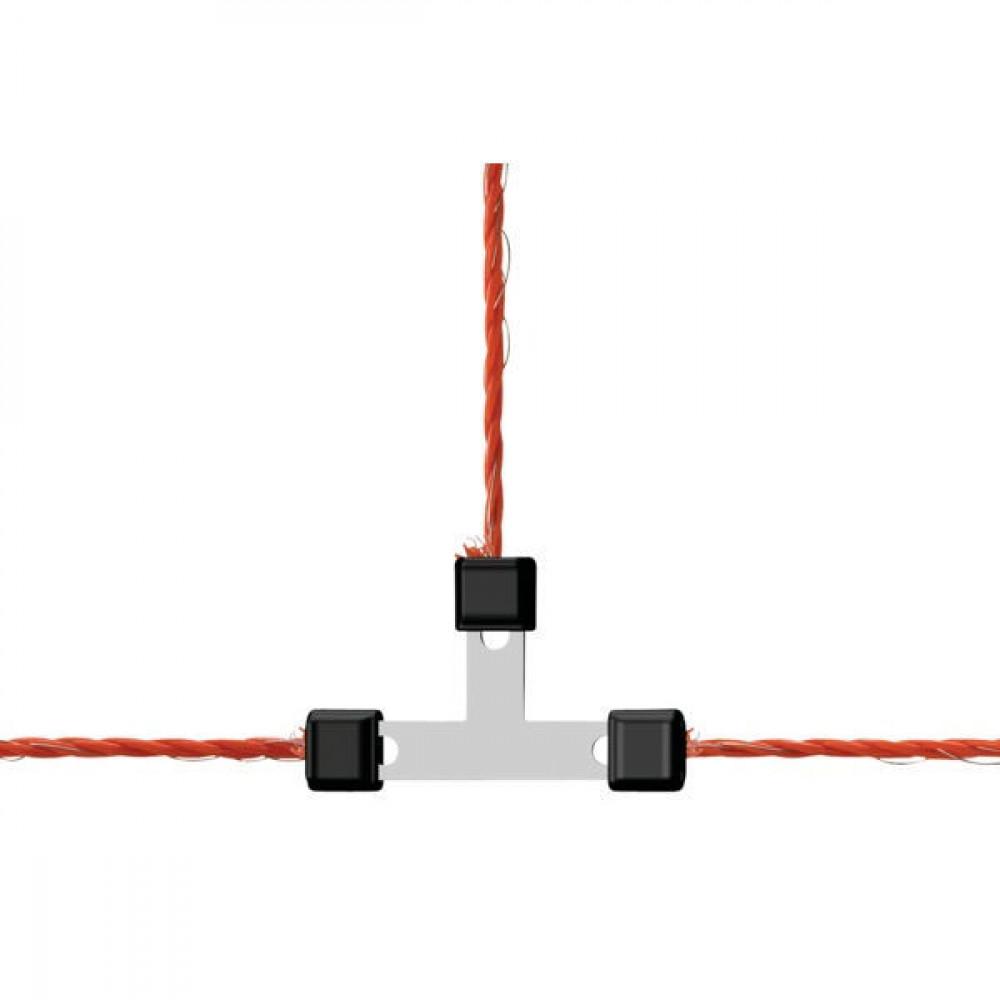 AKO T-verbinder draad 3 mm (5) - 442015056 | 3 mm