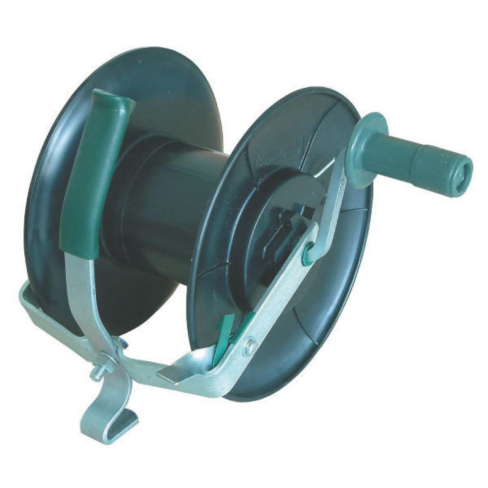 AKO Compacthaspel - 44296 | Slagvast kunststof | Lange levensduur | 5 jaar uv-garantie