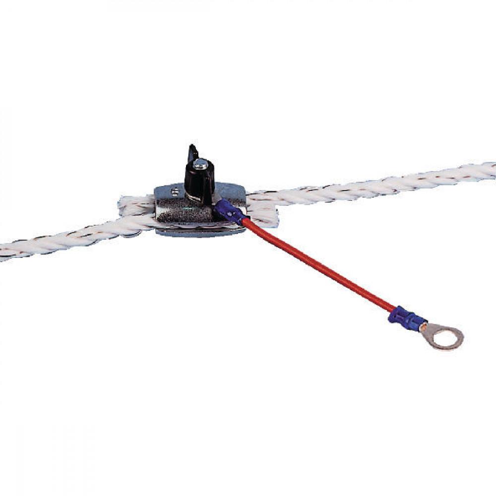 AKO Koord-aansluitkabel compl. - 44627011 | M8 oogaansluiting | 6,5 mm