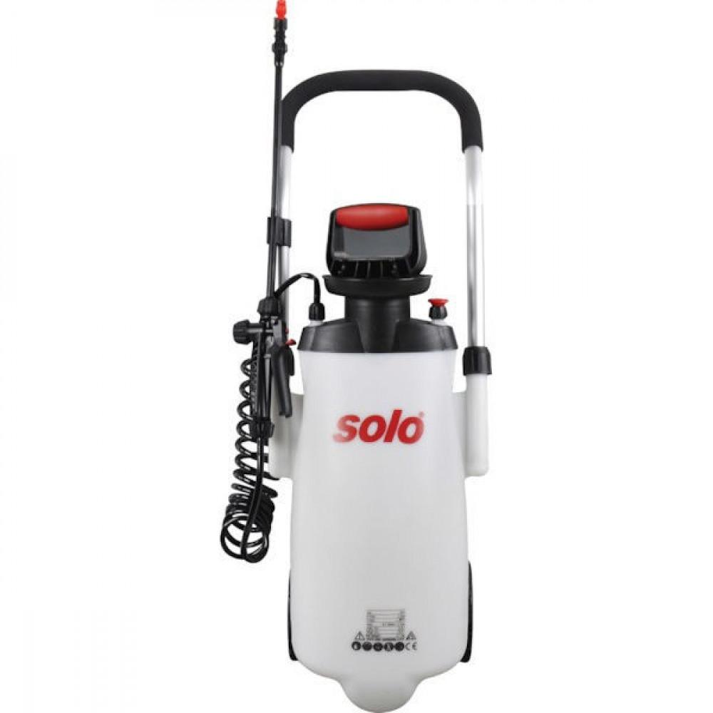 Drukspuit Solo op Trolley 11L - 453SP | Zuigerpomp | 3,7 kg