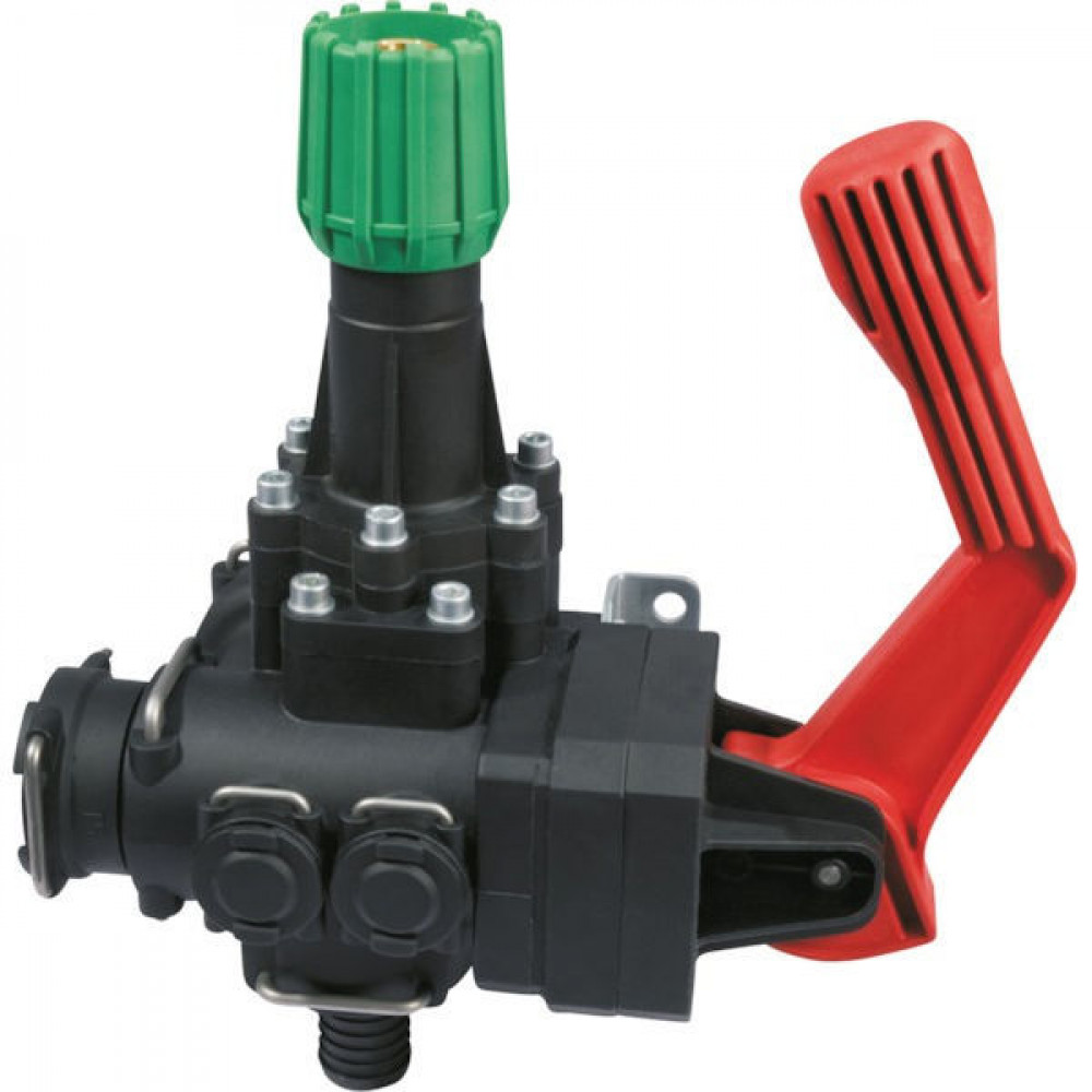 Arag Hoofdventiel T5F - 46420250 | 200 l/min Hoofdkraan | 35 mm Hoofdkraan | max. 200l/min a 3 bar | 25 mm Hoofdkraan | 20 bar | 20 bar